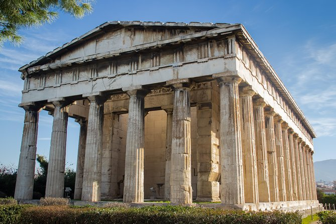 Skip the Line: Ancient Agora of Athens and Temple of Hephaestus Entrance Ticket
