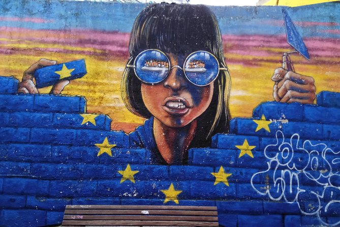 Lisbon Street Art Walking Tour