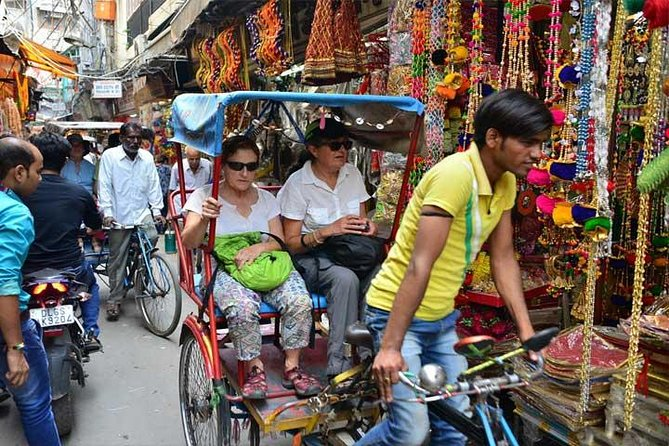 Private Heirtage Walk tour of Delhi with Lunch