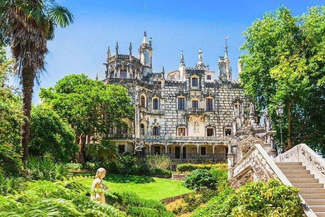 Sintra and Cascais Tour, Pena Palace, Quinta da Regaleira, Cabo da Roca ...