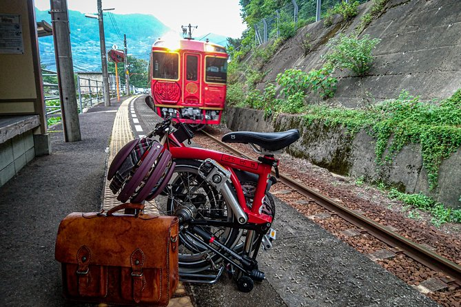 Iya Valley Brompton Bicycle Tour
