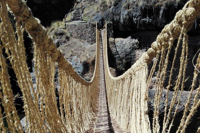 Inka Qeswachaca Bridge