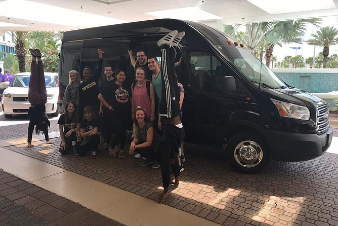 Orlando Airport (MCO) Transfers to/from Port Canaveral (Car Service) photo 6