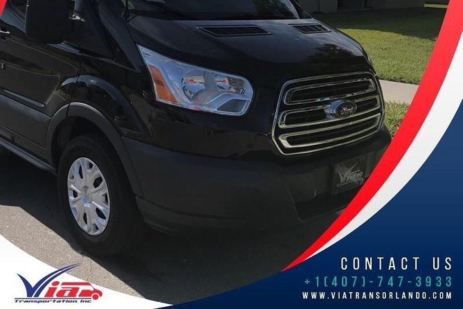 Orlando Airport (MCO) Transfers to/from Port Canaveral (Car Service) photo 3