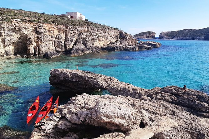 Kayak Gozo & Comino - Summer Rise&Shine Adventure! photo 3