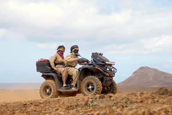 Sid 10 Quad Adventure Through Sal Island - 2hrs duration photo 4