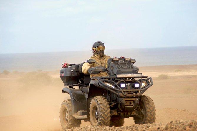 4h ATV 500cc 4x4 Quad Island Adventure