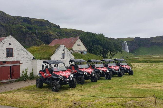 1-Hour Buggy Adventure in Icelandic Nature