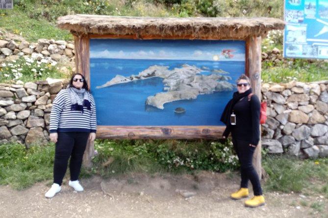 The Titikaka Lake and THE SUN ISLAND - FULL DAY