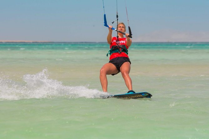 Kitesurfing 9 Hours – Ready to Ride- Hurghada photo 6