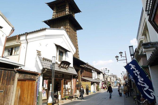 Day Trip To Historic Kawagoe From Tokyo
