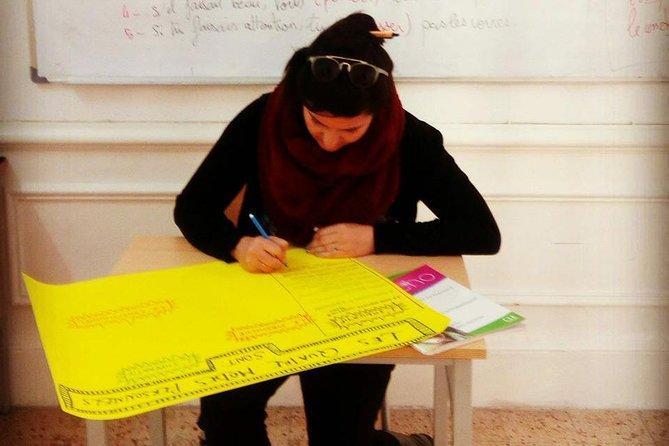 Linguistic Stay in Tunis, Tunisia