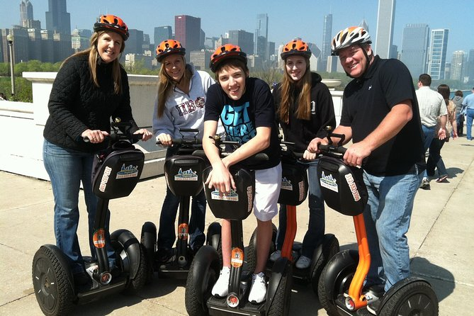 2-Hour Chicago Lakefront and Museum Campus Segway Tour