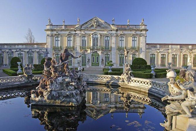 1-day tour to Queluz Palace, Mafra Monastery, Ericeira and Castelo dos