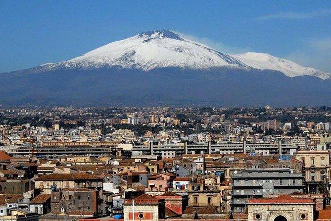Sightseeing Catania
