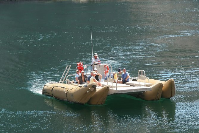 Hoover Dam from Las Vegas by SUV with Colorado River Float