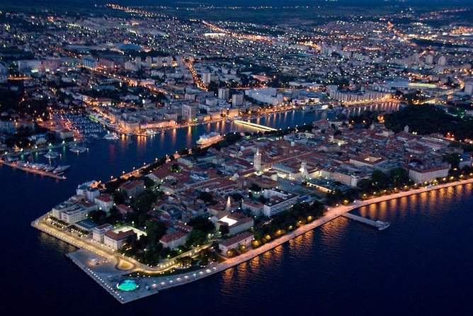 Zadar City Tour with private chauffeur