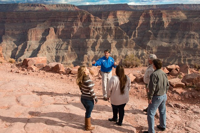 Small Group Grand Canyon West Rim and Hoover Dam Combo Tour