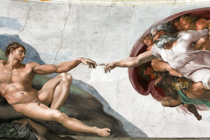 private tour: Vatican Museum and Sistine chapel