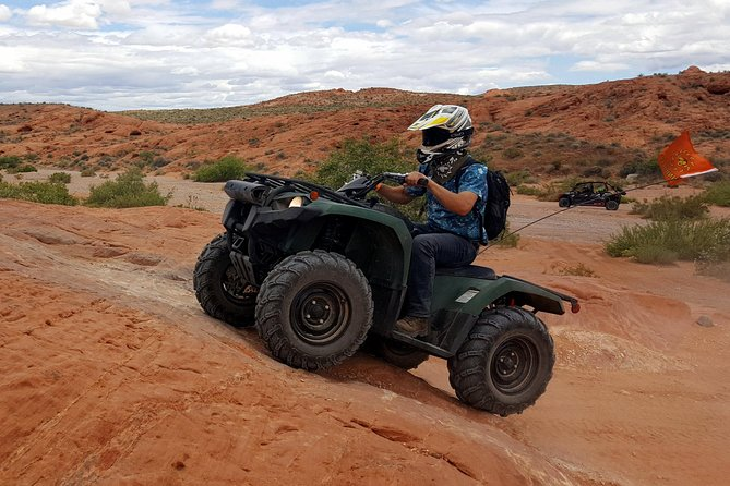 ATV Tour and Dune Buggy Combo Adventure from Las Vegas