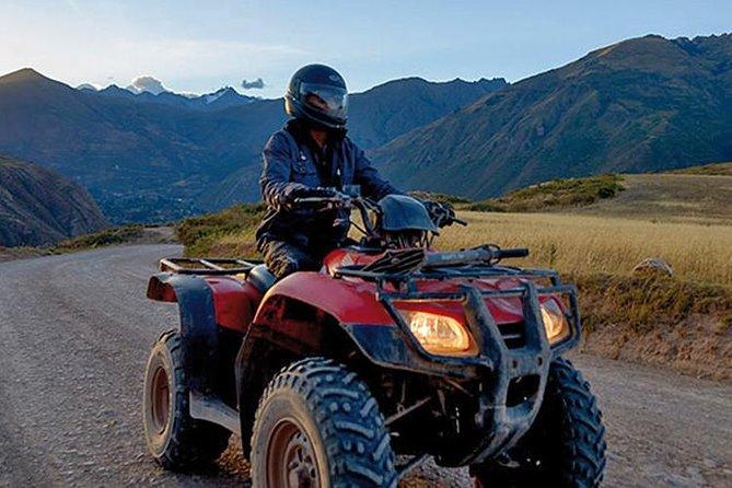 ATVs Maras and Moray