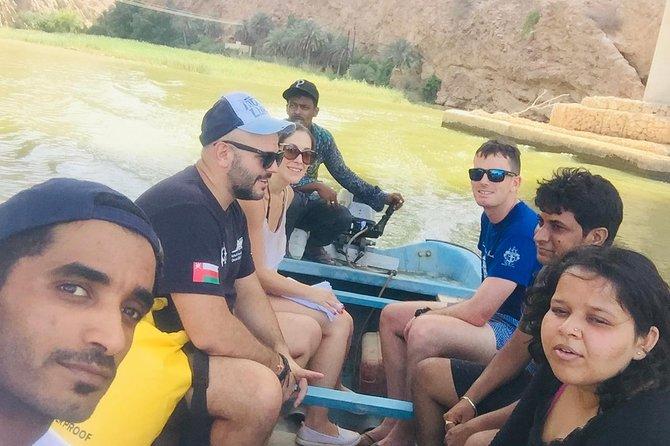 Wadi Shab a full day + free lunch + sinkhole