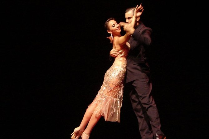 Tango Show With Optional Dinner