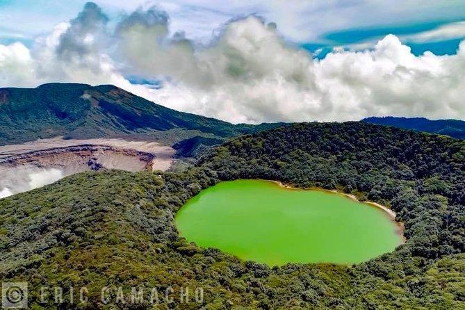 Poas Volcano Day tour