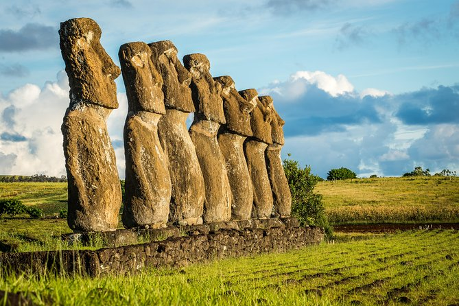 Small group Historic Pathways - Easter Island