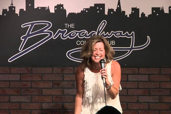 All Star Stand Up Comedy at Broadway Comedy Club