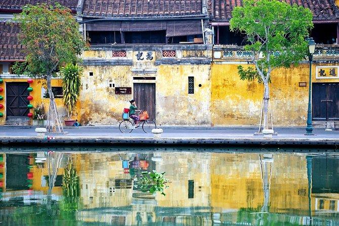 Visit Marble Mountains, Linh Ung Pagoda & Hoi An City from Da Nang