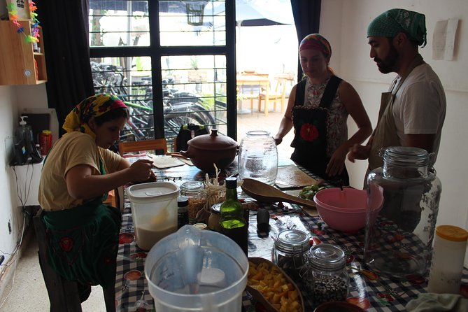 Oaxacan Vegetarian Cooking Class photo 1