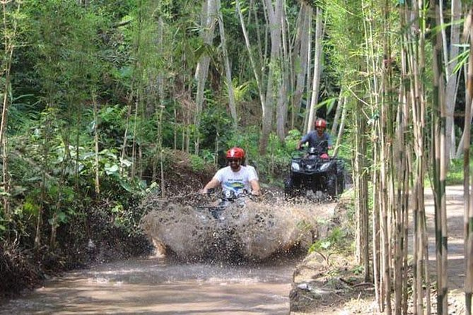 Bali Atv Ride Nature Trek With All Inclusive