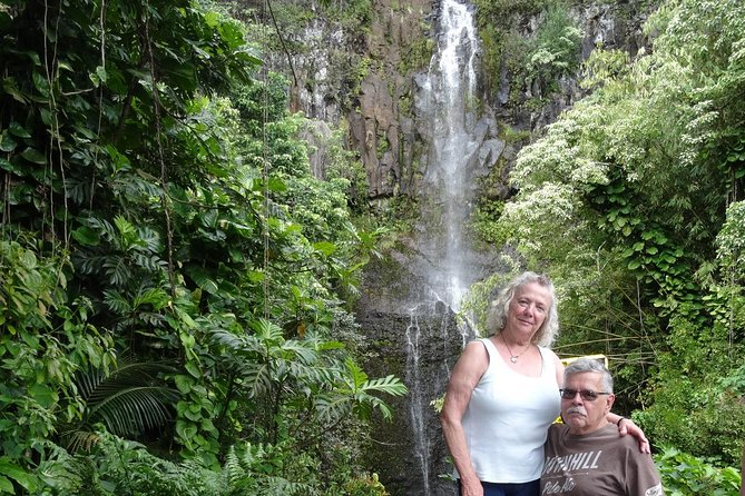 Famous Road to Hana, Tropical Rainforest, Waterfalls, Beaches & Lunch w/Pickup