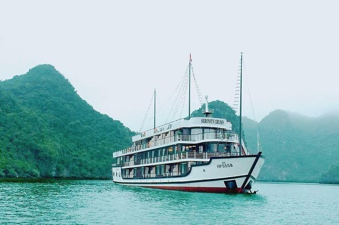 Halong Serenity Cruises 2 Days 1night !