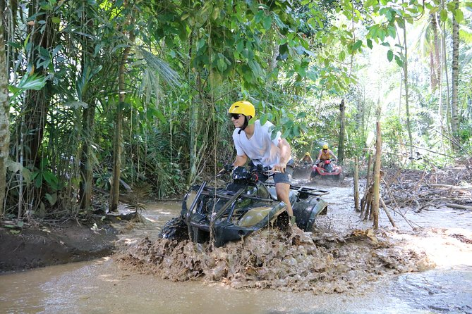 Combo 2 Hour ATV +2 hour Rafting