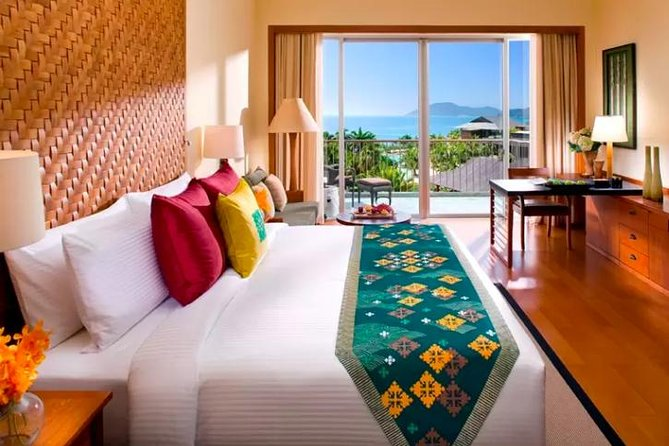 Tour for 5 days at Mandarin Oriental, Sanya