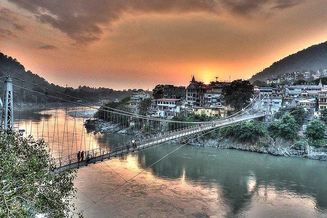 4-day adventure trip to Rishikesh along with Yoga and Ayurvedic Massage
