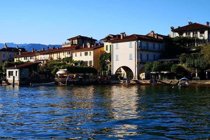 The best of Lake Maggiore on a private guided boat tour