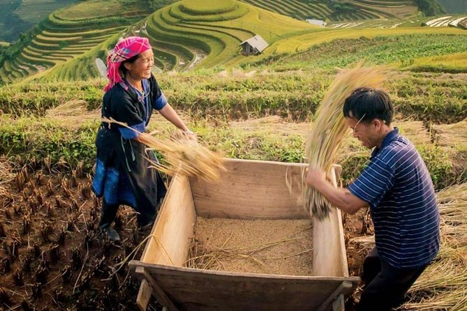 Sapa 3 Days 2 Nights From Hanoi Private Tour