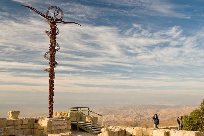 Private Half-Day Tour to Madaba and Mount Nebo From Amman