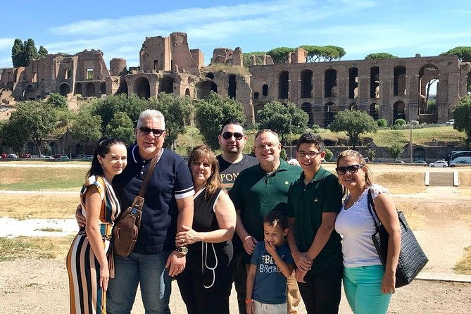 Rome Skip-The-Line Fast Entries Fullday with Expert Tour Guide and Driver photo 10