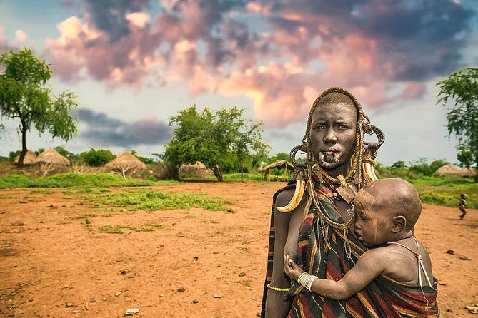 3 days package tour to The Mursi and Hammer tribes