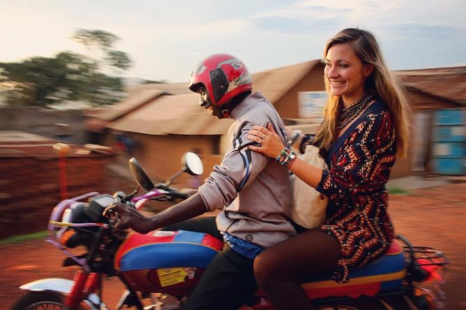 1 Day Kampala City Boda Boda (motocycle) Tour
