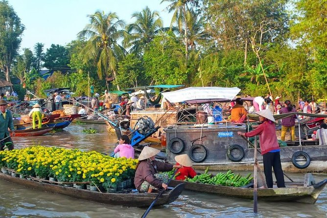 Private Mekong Delta Tour 2 Days + 1 Night