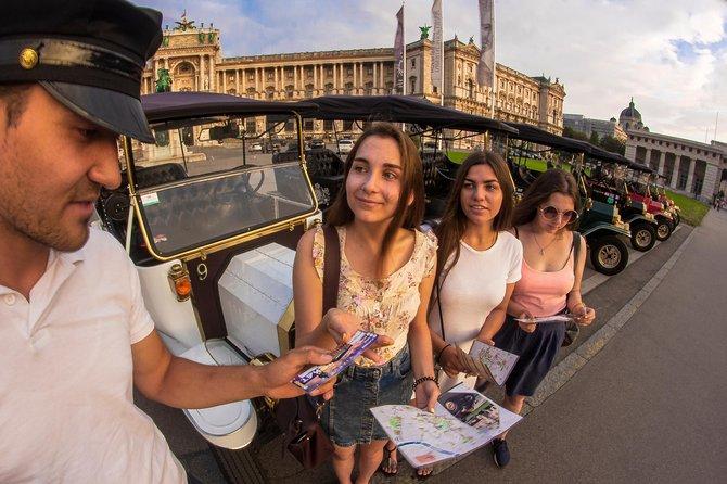 ( Silver ) Tour Sightseeing Tour Vienna City Center