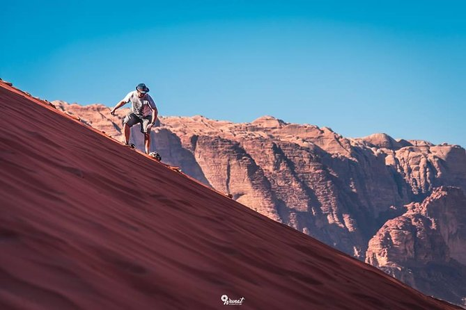 One Day Tour Wadi Rum