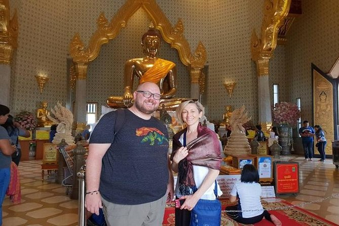 Bangkok City Tour Full Day Private photo 11
