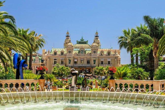 Monaco and Montecarlo - Shore Excursion from Cannes