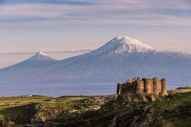 Private Tour: Saghmosavank, Hovhanavank, Armenian Alphabet monument, Amberd